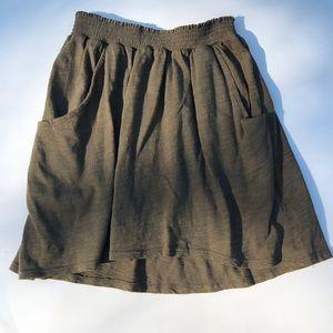 LA Made Girl Skirt